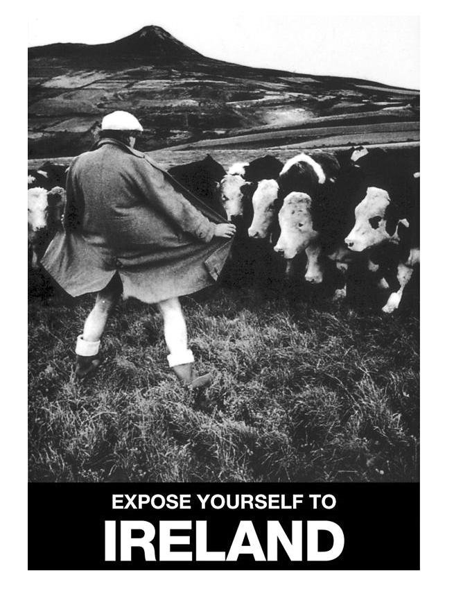 expose yourself to ireland
